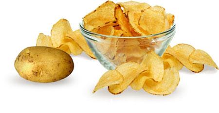 طرح توجیهی تولید چیپس سیب زمینی