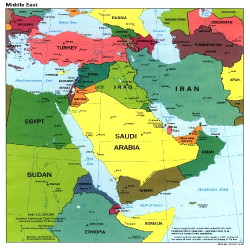 دانلود تحقیق مروری بر عملکرد طرح خاورمیانه بزرگ