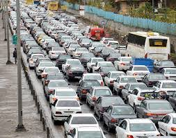 دانلود تحقیق الگوی ترافیک مشاهده شده در صفوف بلند آزاد راه ها